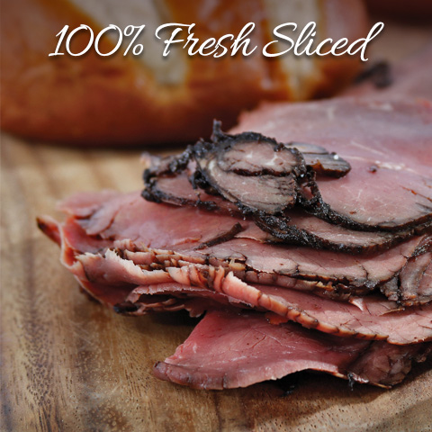 Fresh Sliced Meats