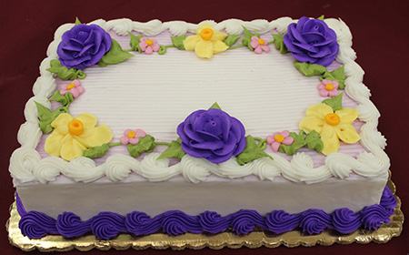 Landis Supermarket Cakes