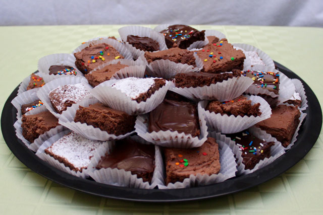 Brownie Tray