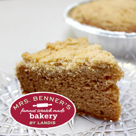 Mrs. Benner's Moist Applesauce Cake