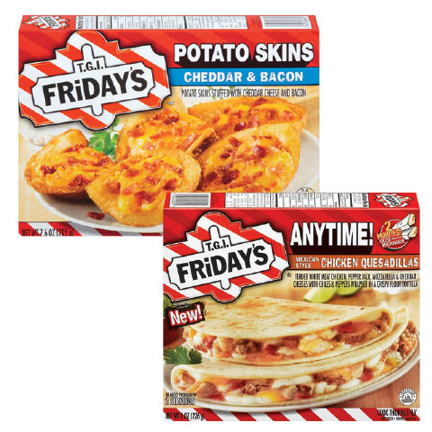 TGI Friday's Appetizers